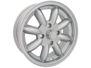 Minator 8 Spoke Wheels