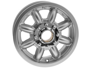 Minator Centre Lock Wheels