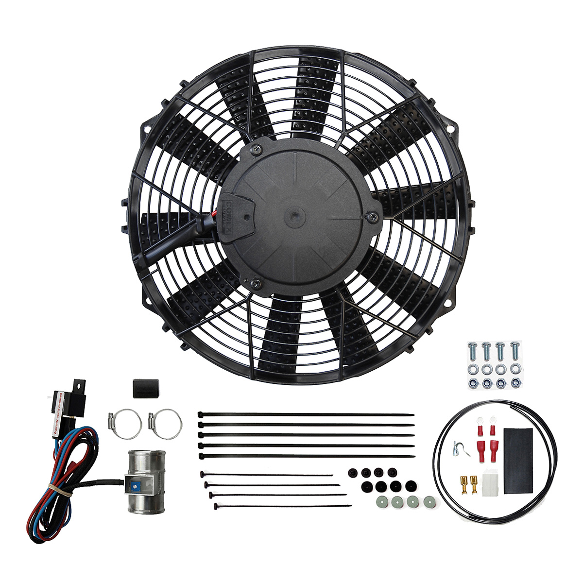 Revotec Cooling Fan Kits
