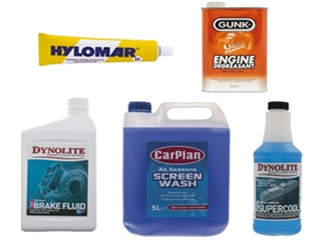 Fluids & Engine Additives