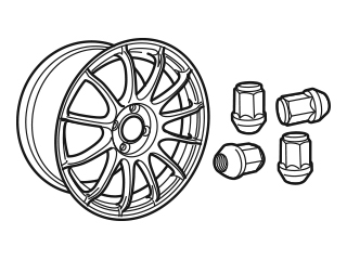 Road Wheels & Fittings