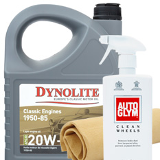 Car Care & Consumables