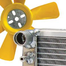 Cooling Fan, Radiators & Water Pumps