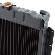 Radiators, Hoses & Fittings
