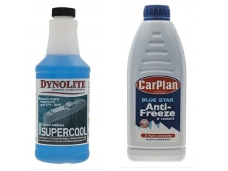 Coolant & Antifreeze