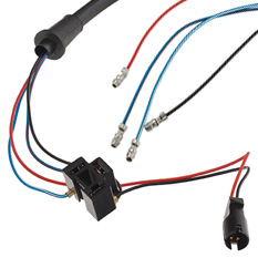 Wiring Harnesses & Fittings
