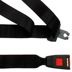 Seat Belts & Harnesses