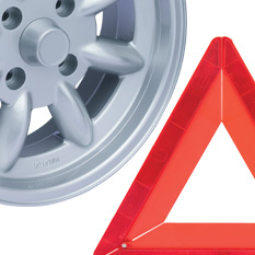 Road Wheels, Tyres & Roadside Equipment