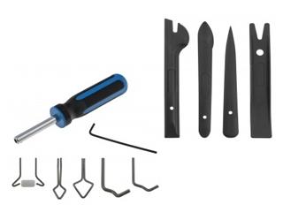 Trim & Windscreen Tools