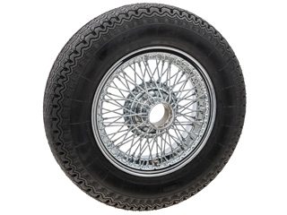 Wire Wheel & Tyre Sets