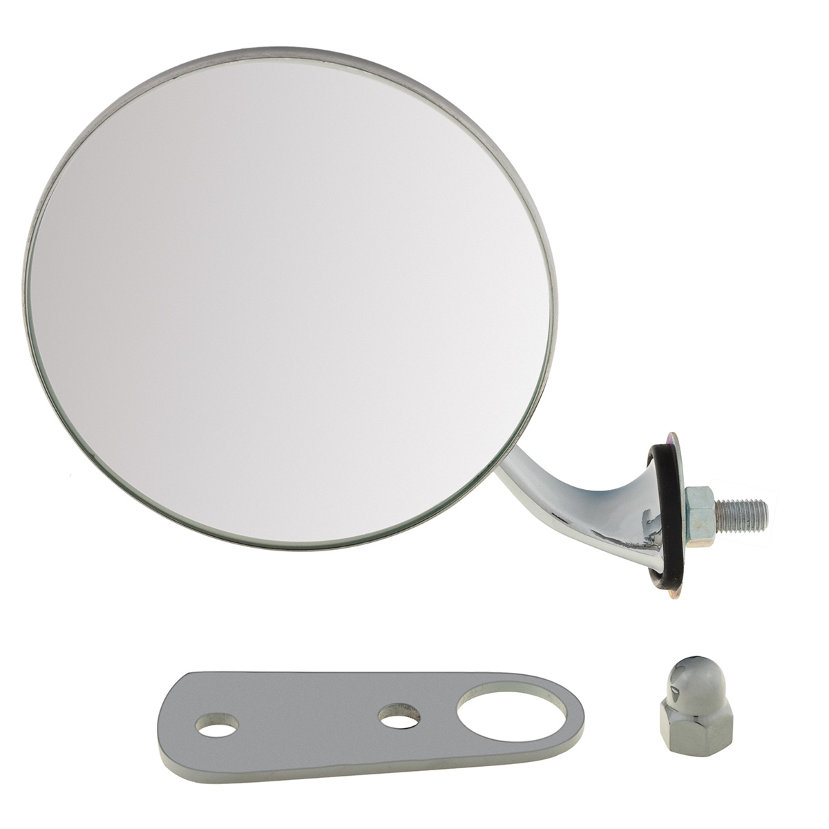 Wing mirror Kit LH Convexe MG TD-TF 165-512