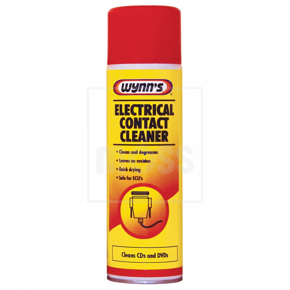 Electrical Contact Cleaner 500ml Aerosol And Circuit Board