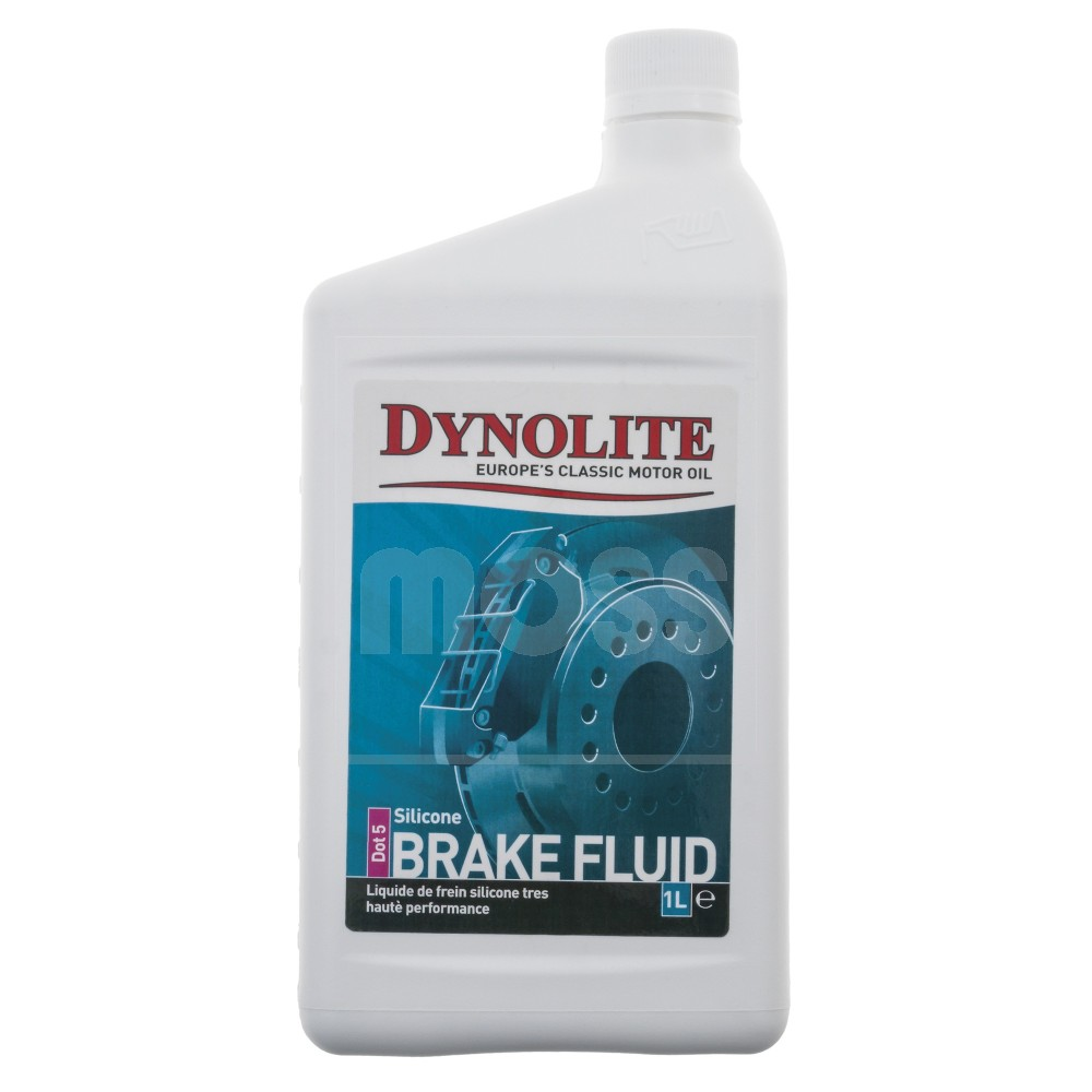 Dot 5 1 Brake Fluid >> Dynolite Silicone Brake Fluid Dot 5 1 Litre