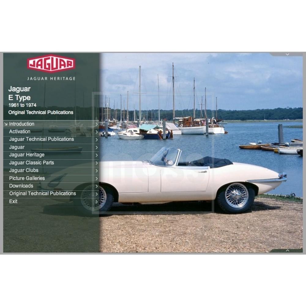 jaguar etype service manual ebook