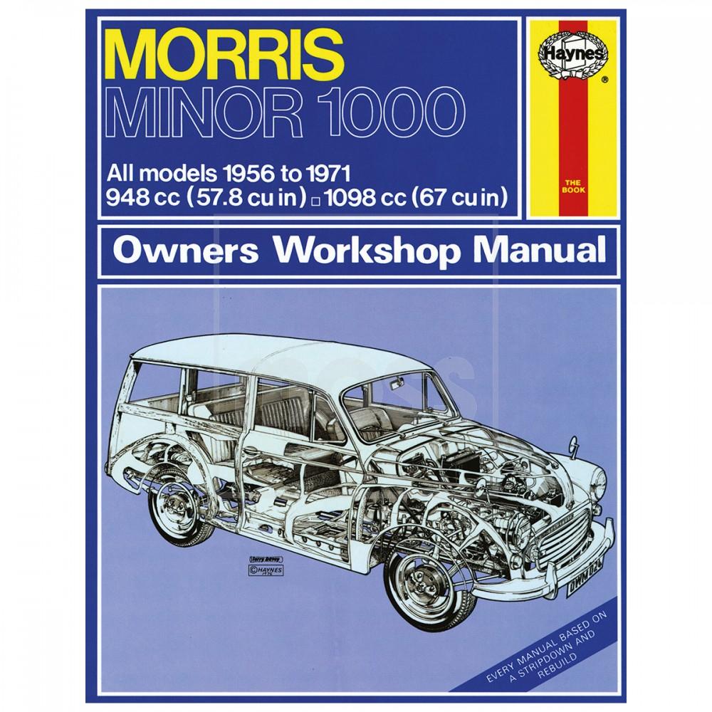... Array - haynes workshop manual morris minor rh moss europe co ...