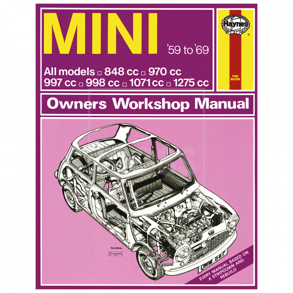 classic mini manual