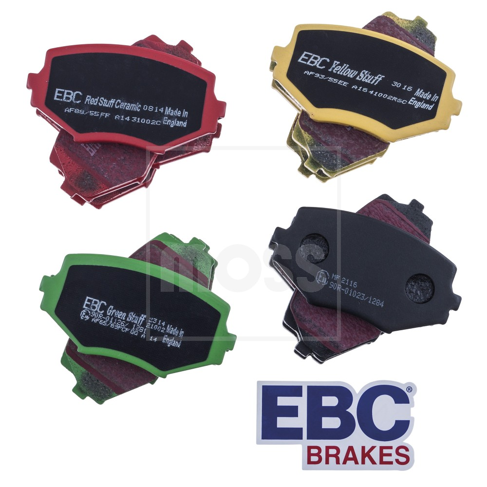 Ebc Brake Pads >> Ebc Brake Pads Mx 5 Mk1