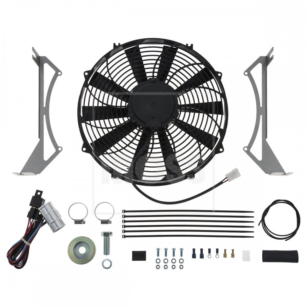 Cooling Fan Kit Revotec Suction Type Electric
