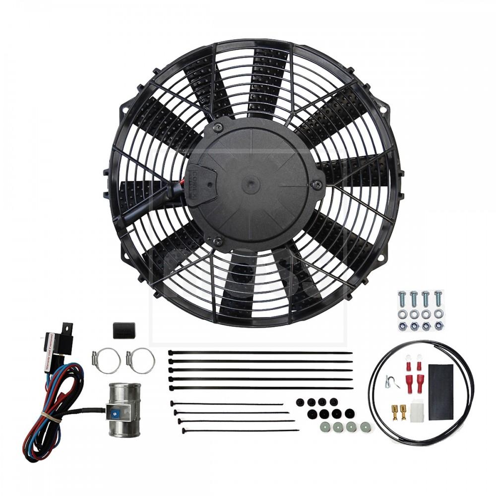 Revotec Cooling Fan Kits Sprite Midget Electrical Wiring