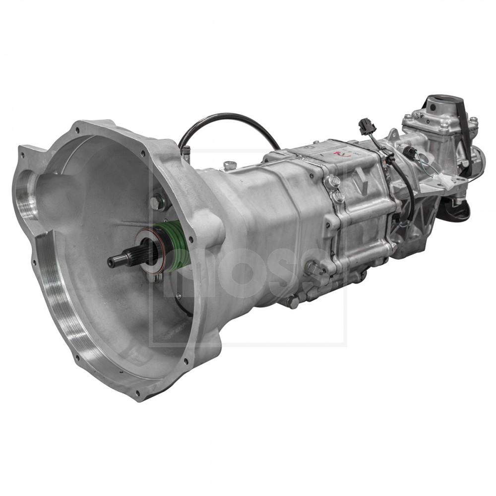 Five Speed Mazda Gearbox Conversion