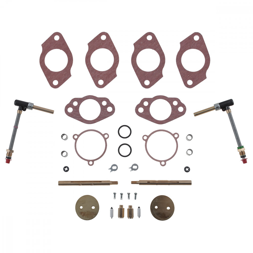 """HS4 SU Carb Gaskets 1½"""" x 10 for MGB Roadster and MGBGT 1962-72"""