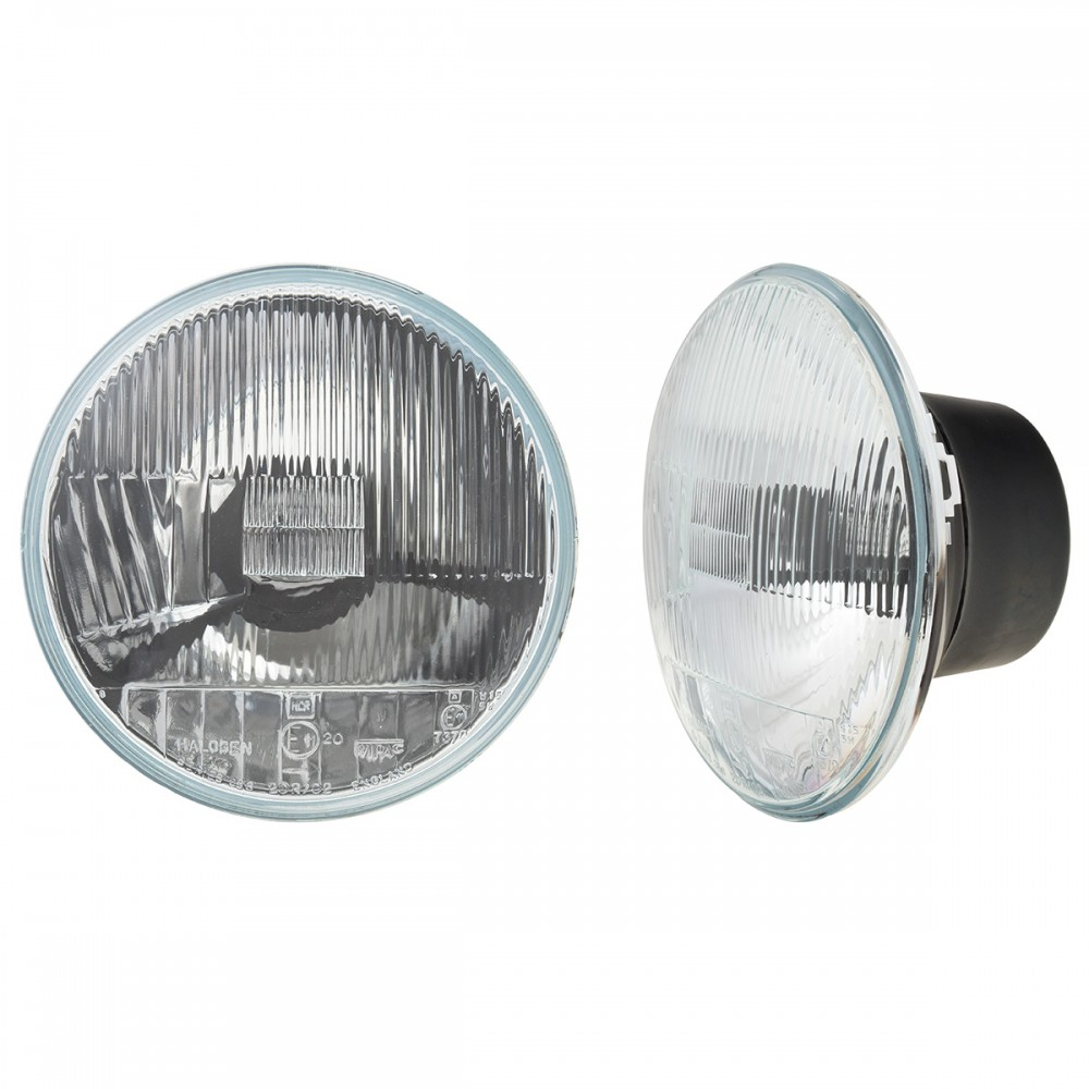 "7/"" halogen Mazda MX5 mk1 headlights /& bulbs MX-5 lamp conversion Headlamp units"