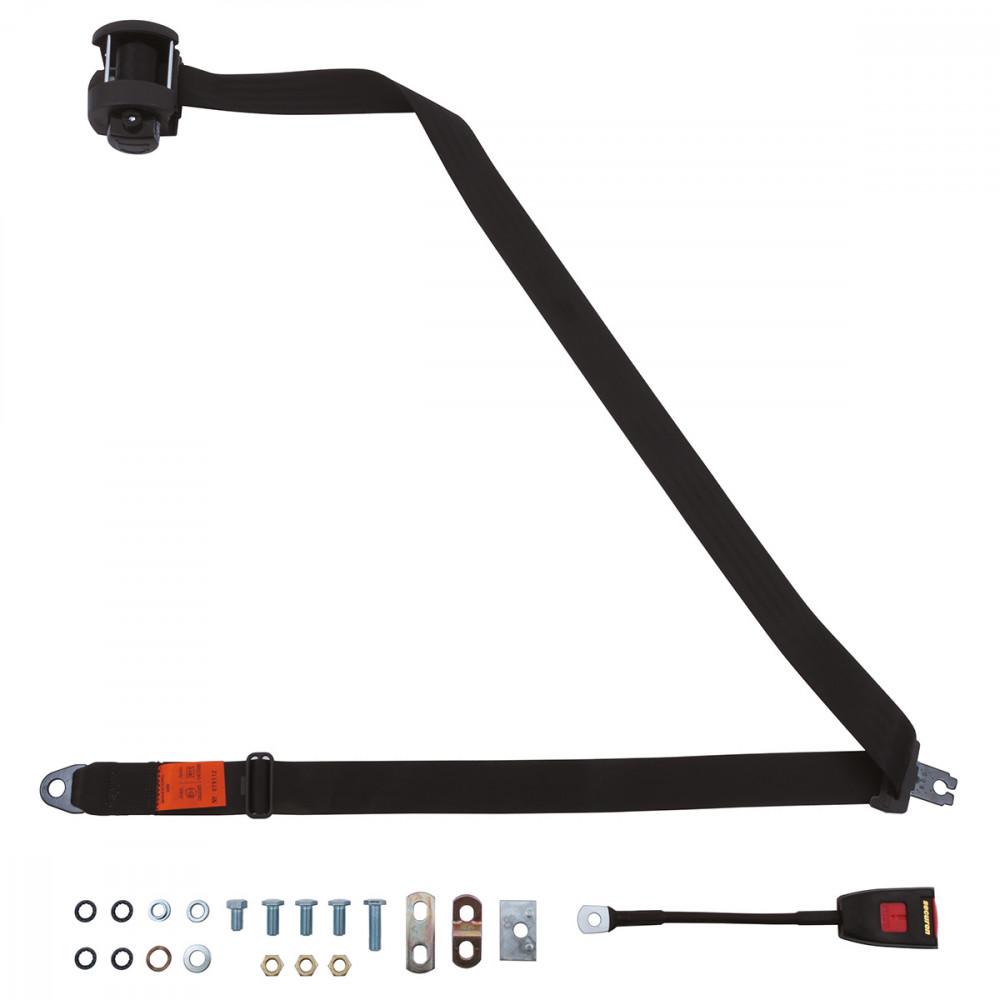 Triumph Herald /& Vitesse All Models Front Automatic Seat Belt Kit
