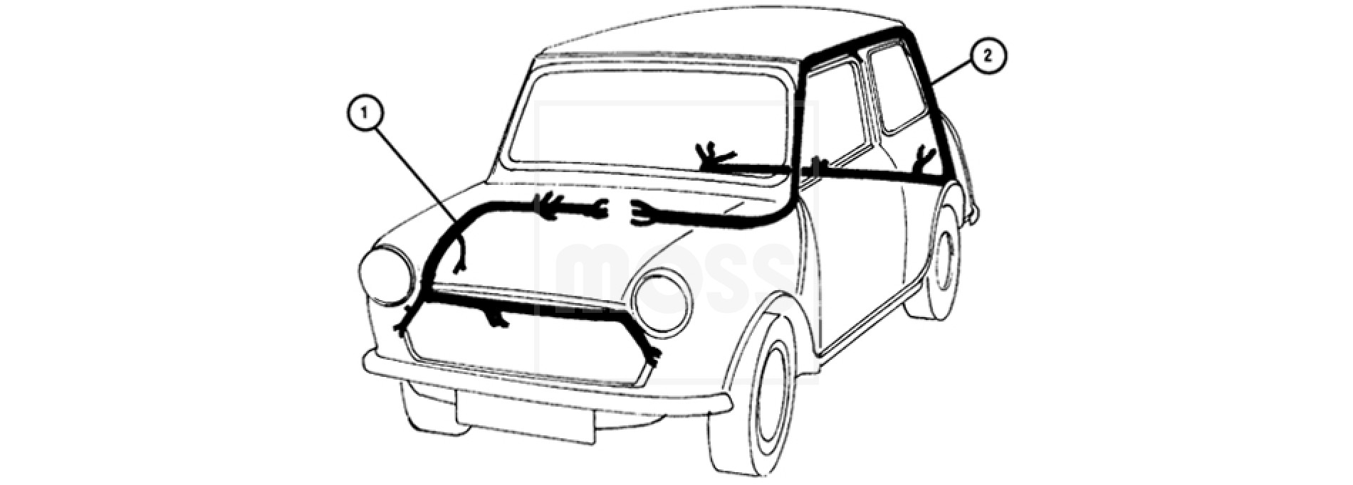 1963 Mg Midget Wiring Diagram Will Be A Thing 76 Td Fuel System 1977 Mgb
