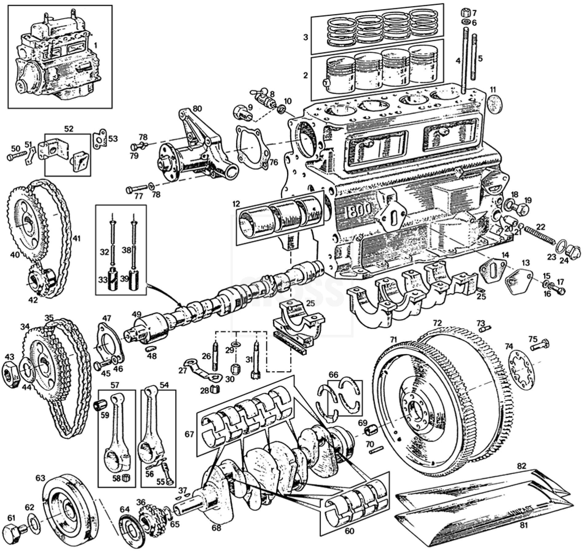 diagrams wiring   mgb distributor wiring