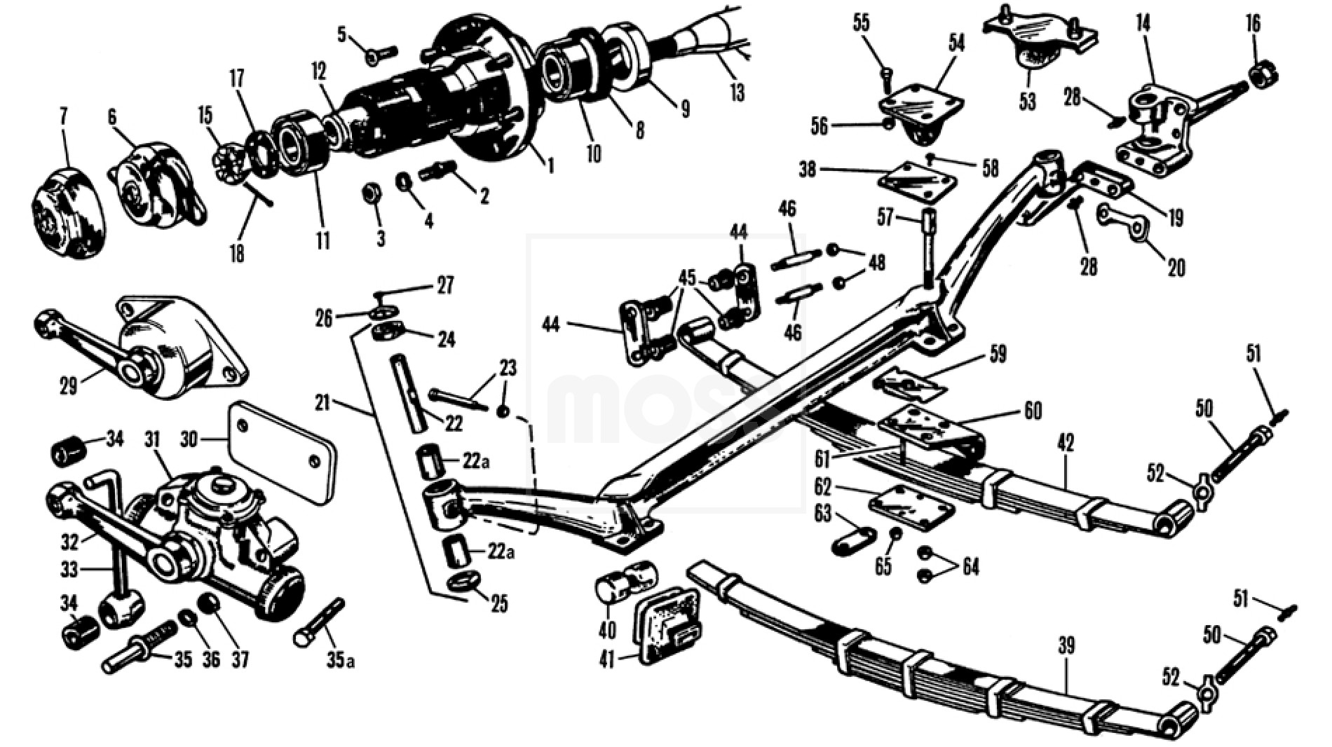 Clutch Bleeding in addition Mg Midget Engine Diagrams moreover Read together with 1972 Mgb Fuel System Diagram moreover Su Carburetor Diagram. on mg mgb fuel line diagram