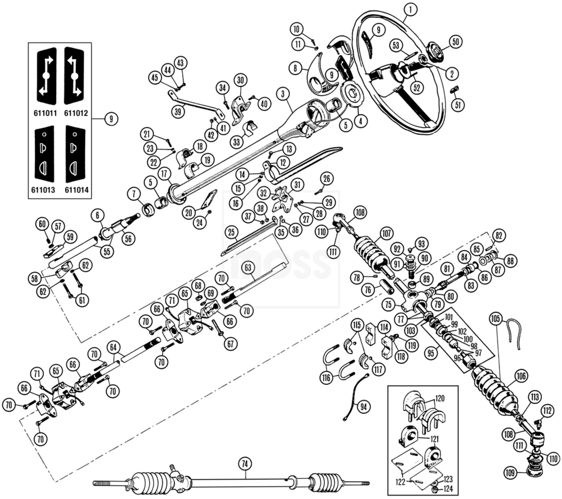 Coloriage Voiture Mustang besides Oil Accumulators furthermore Category path 330 344 255 sort rating order desc page 2 additionally 2006 Hummer H3 Parts Diagrams besides Steering Rack Column Wheel Tr4 4a. on mg midget