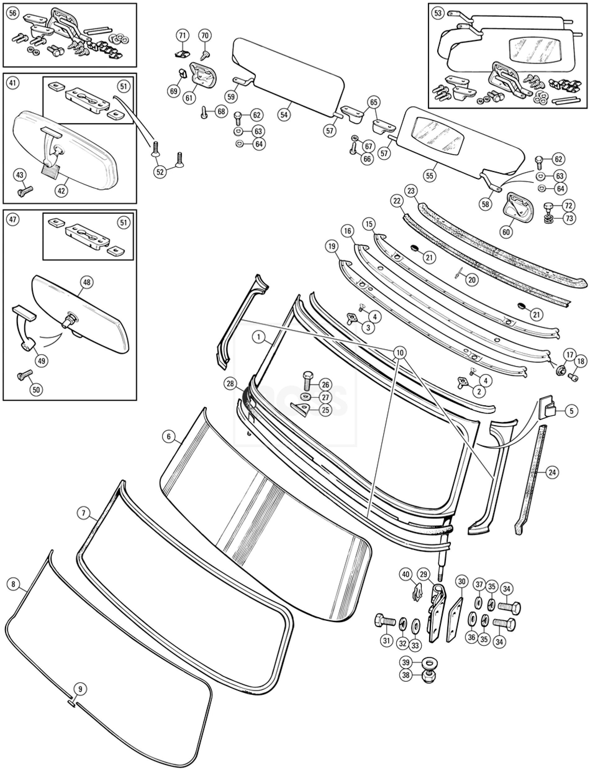 E36 Interior Parts Com