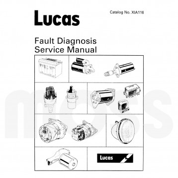 lucas fault diagnosis manual rh moss europe co uk Fault Diagnosis Genetic Screening Fault Diagnosis for PC