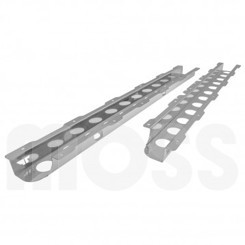 Chassis Frame Rails by Jass Performance - MX-5