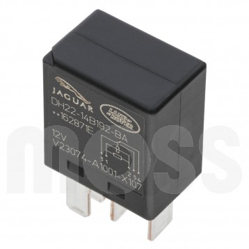 T N Pic on 4 Pin Micro Relay