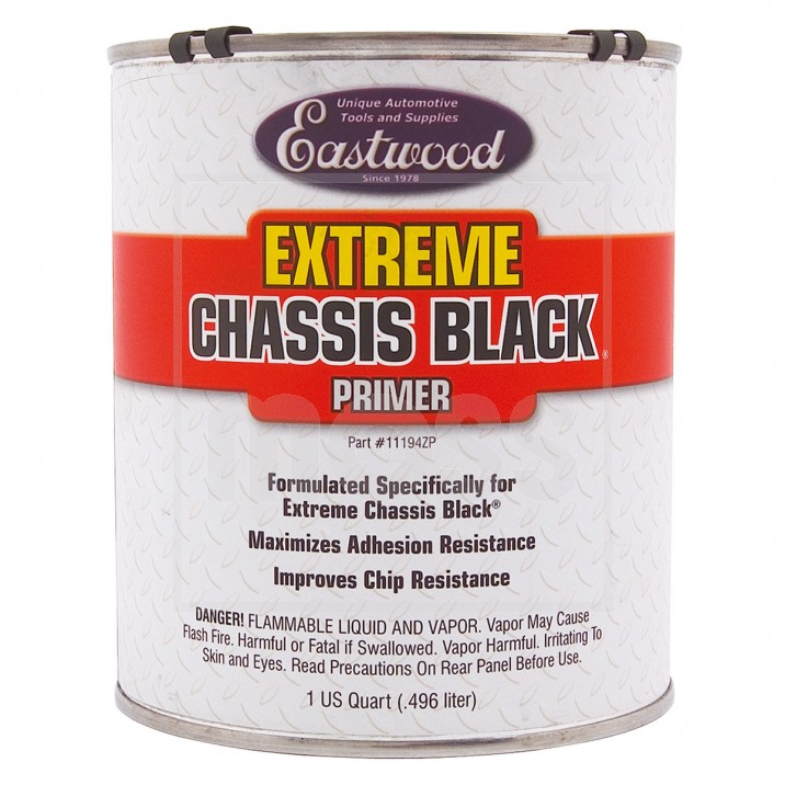 Eastwood Chassis Black, Extreme, Primer, Quart 946ml
