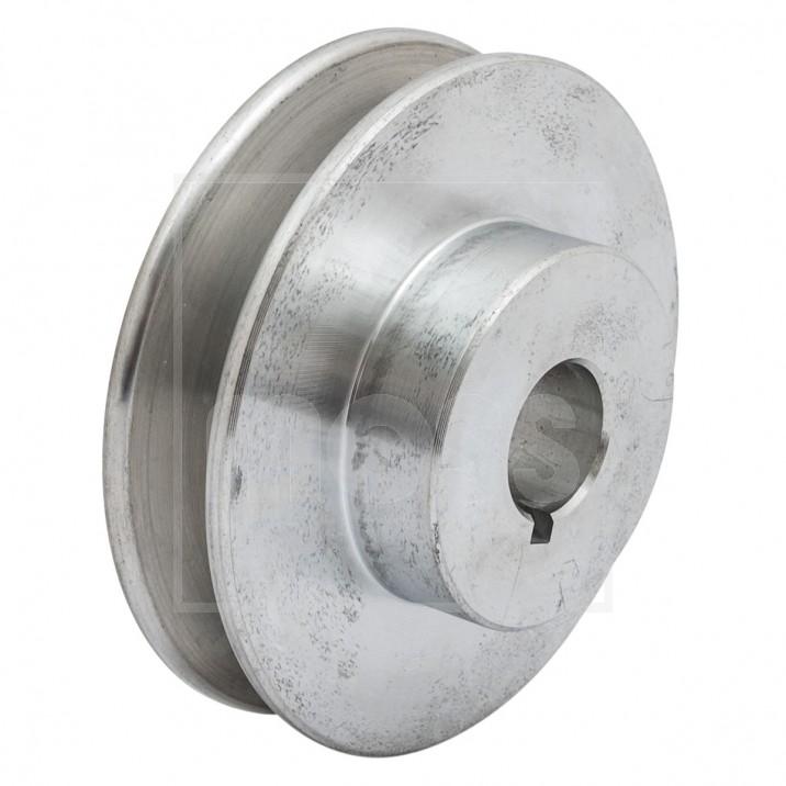 """Pulley, alternator, 2.75"""", aluminium"""