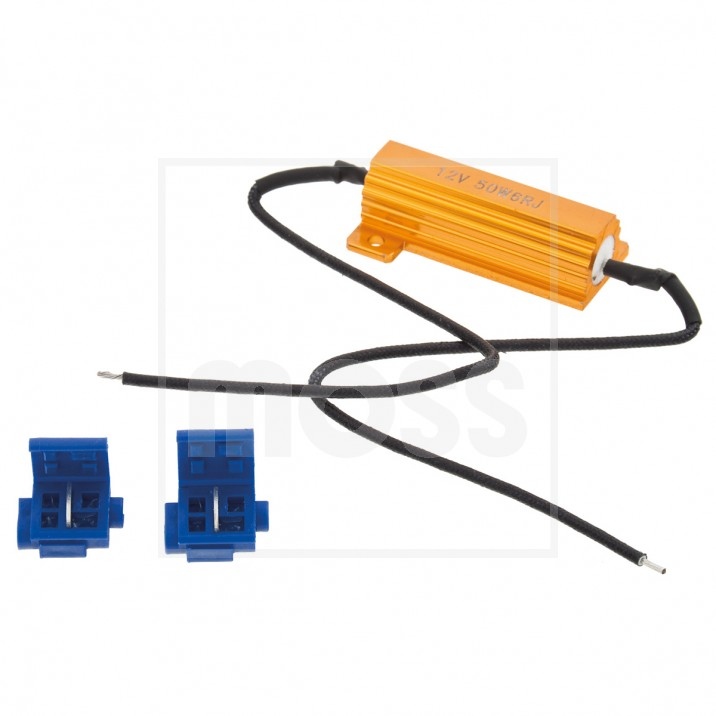 Ballast Resistor, LED bulbs