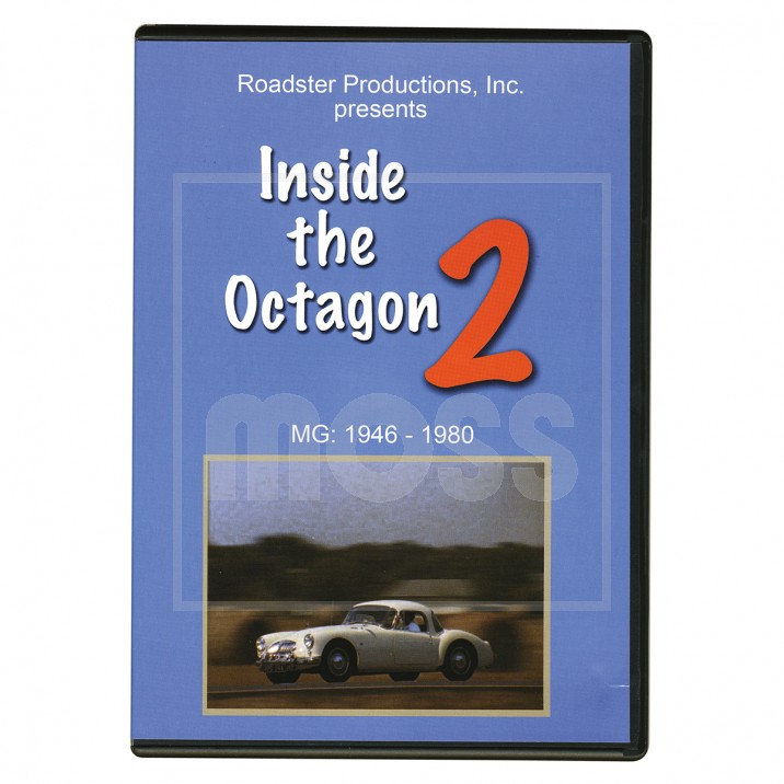 Inside The Octagon 2 MG: 1946-80 DVD