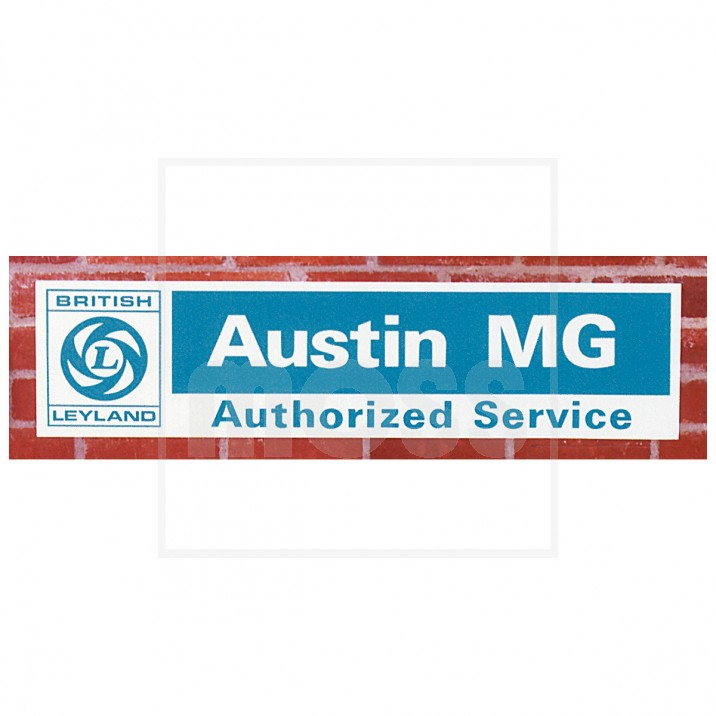 Marque Service Signs