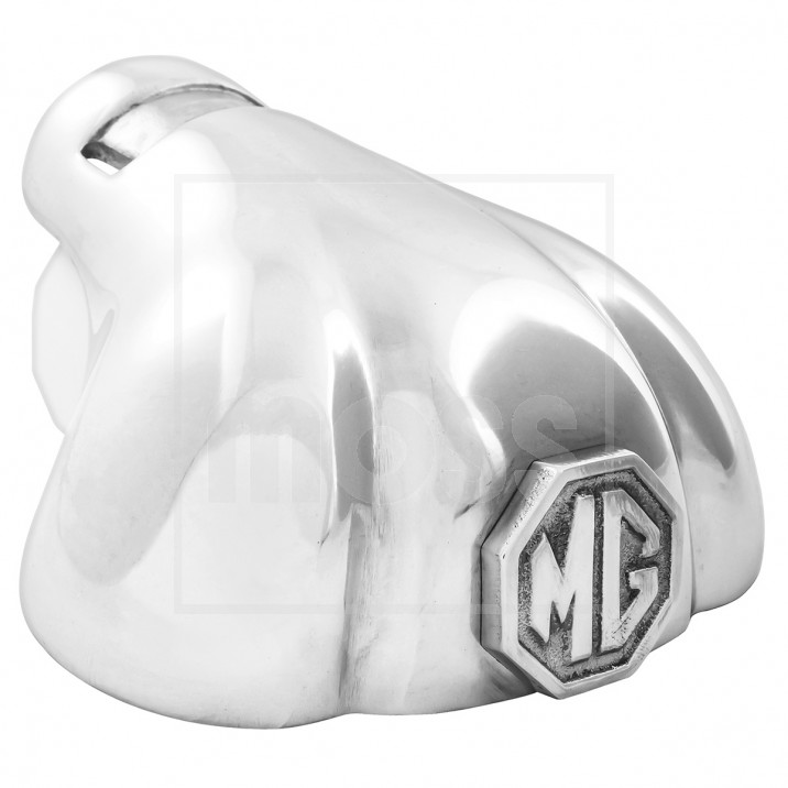 Exhaust Tail Pipe Trim, MG crest