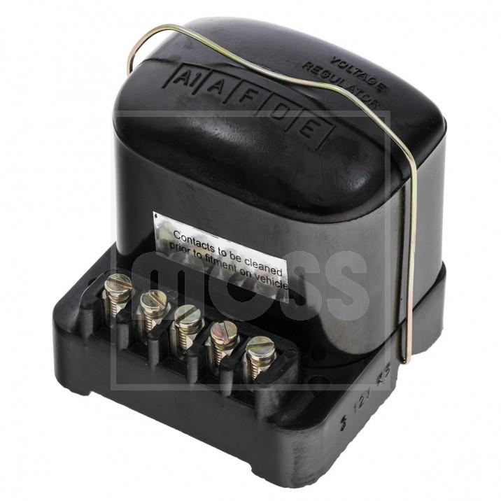 Control Box, dummy voltage regulator, screw