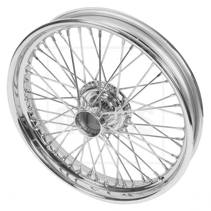 wire wheel  chrome  19 u0026quot  x 2 5 u0026quot   48 spoke