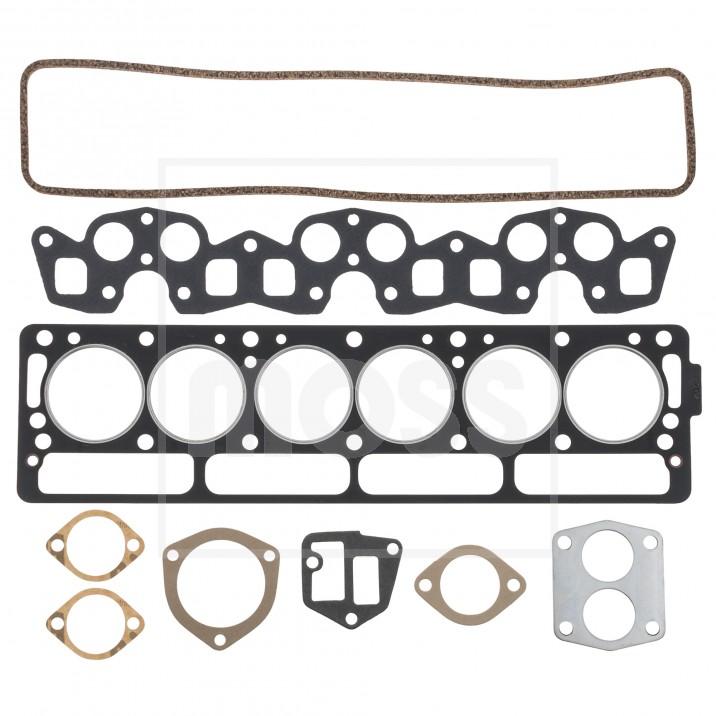 Gasket Set, cylinder head, recessed block