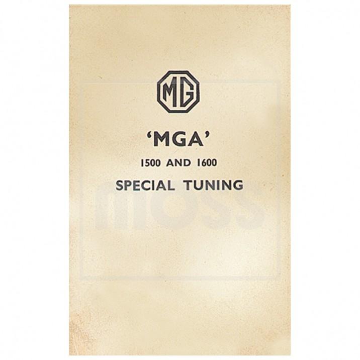 MGA Tuning Manual