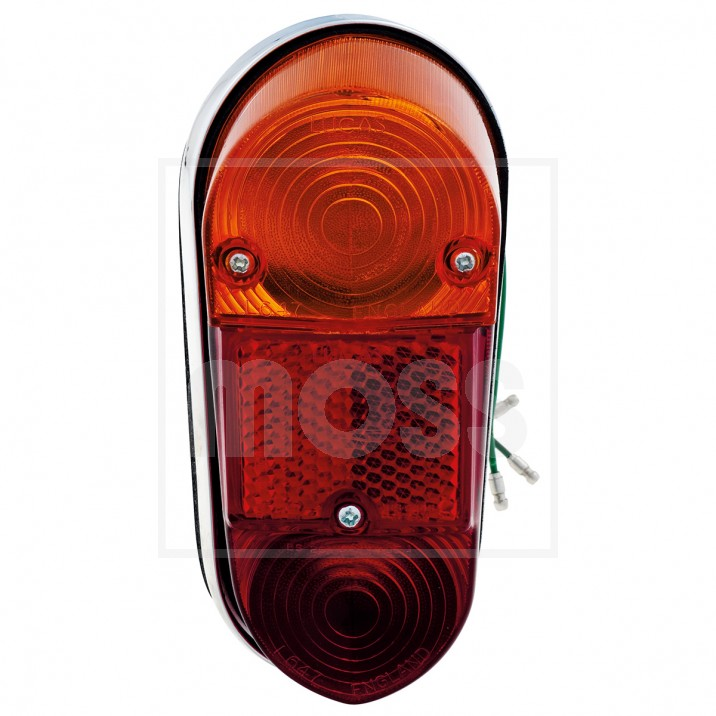 Lamp Assembly, stop/tail, LH