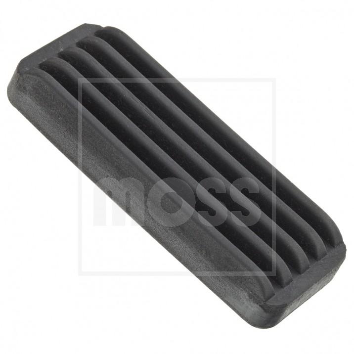 Clutch Pad Material : Pedal pad brake clutch rubber