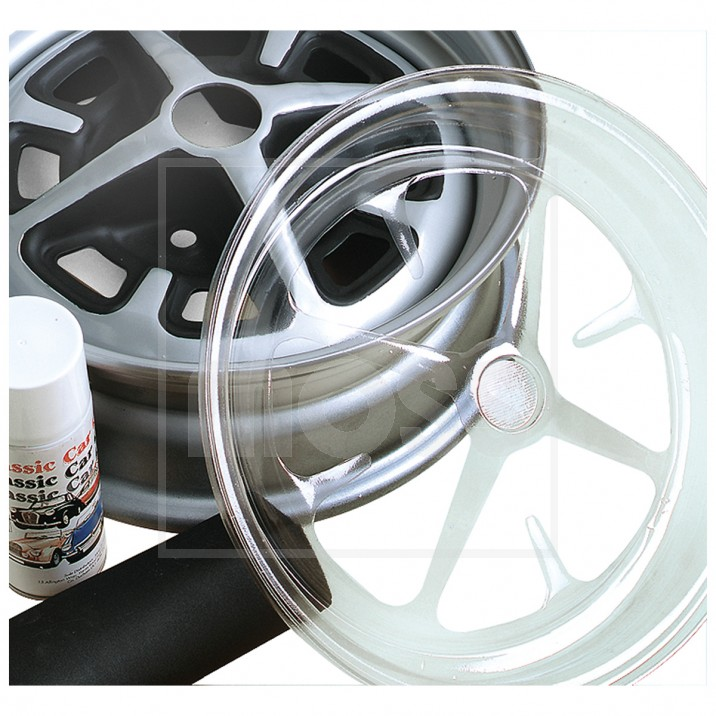 Rostyle Wheel Paint Kit