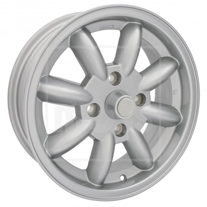 Minator 8 Spoke Alloy Wheels -TR5-6