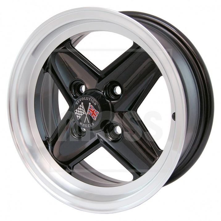 Revolution Wheels - Sprite & Midget